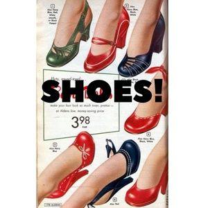 Shoes - SHOES!